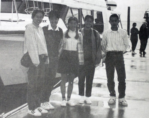 1992: October (Port Lincoln)