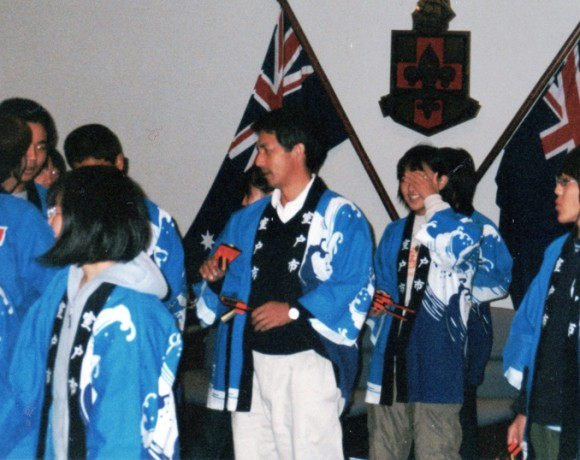 2001: August (Port Lincoln)